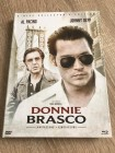 Donnie Brasco 1997 Turbine Mediabook 3-Disc Edition BluRay