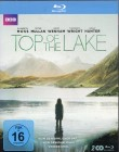 TOP OF THE LAKE Blu-ray - klasse BBC Mystery Serie