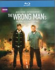 THE WRONG MANS Falsche Zeit, falscher Ort - Blu-ray - super!
