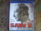 Saw 5 - Saw V - unrated - Blu -ray