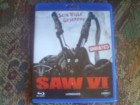 Saw 6 - Saw V I  - unrated - Blu -ray