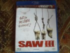 Saw 3 - Saw III  - unrated - Blu -ray