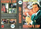 (VHS) Keaton's Cop  - Lee Majors - uncut Version - VMP
