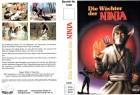 (VHS) Die Wächter der Ninja - Alexander Lou - uncut Version