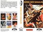 (VHS) König der Shaolin - Shaw Brothers - Arcade - Große Box