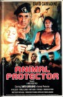 (VHS) Animal Protector - David Carradine (Hartbox) uncut