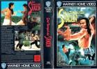 (VHS) Der Tempel der Shaolin - Warner - Grosse Klappbox