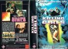 (VHS) Killing Girls - UFA - Grosse Klappbox mit Einleger
