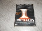 GODS ARMY - Euro Video DVD - FSK 18 - Christopher Walken OOP