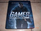 Gamer ,  BluRay Steelbook (Gerard Butler, Michael C. Hall)