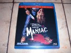 Maniac , US BluRay , 30th Anniversary Ed., neuwertig !!
