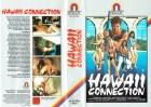 (VHS) Hawaii Connection - Ascot Video - Grosse Klappbox