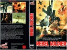 (VHS) Rebel Soldier - Splendid Video -Große Box mit Einleger