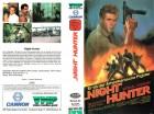 (VHS) Night Hunter - Michael Dudikoff - Grosse Klappbox