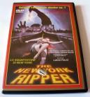 THE NEW YORK RIPPER - UNCUT DVD - ENGLISCH - LUCIO FULCI