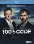 100 CODE - 3x Blu-ray Top Serie Michael Nyquist Mystery