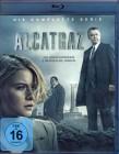 ALCATRAZ Die komplette Serie - Blu-ray Mystery Sam Neill