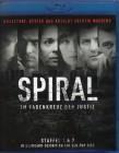 SPIRAL Staffel 1+2 Blu-ray -super Crime Serie aus Frankreich