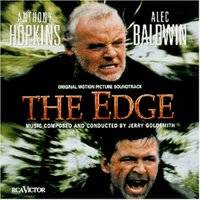 Auf Messer's Schneide - The Edge - Jerry Goldsmith-OST