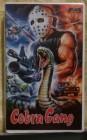 Cobra Gang VHS Uncut selten!