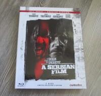 A Serbian Film - Weisse Mediabook  - NEU & OVP - Erstauflage