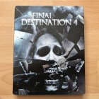 FINAL DESTINATION 4 ( 3-D Steelbook Edition ) Blu Ray