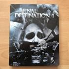 FINAL DESTINATION 4 ( 3-D Steelbook Edition ) Blu Ray