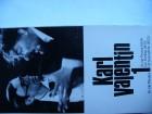 Karl Valentins Filmsketche ... 1  ....      VHS !!!