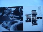 Karl Valentins Filmsketche ... 3  ....      VHS !!!