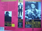 Karl Valentins Frühe Stummfilme ...     VHS !!!