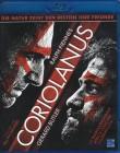 CORIOLANUS Blu-ray - Gerard Butler Ralph Fiennes