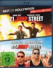 21 JUMP STREET + 22 JUMP STREET 2x Blu-ray Action Spass