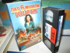 VHS - Der 6 Millionen Dollar Girl - Lee Majors - CIC