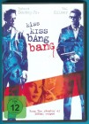Kiss Kiss Bang Bang DVD Robert Downey Jr., Val Kilmer NEUW.