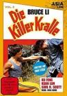 DIE KILLERKRALLE - BRUCE LI - ASIA LINE VOL. 3 - UNCUT!!