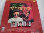 Laser disc Def by Temptation