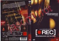 [Rec] , ( REC) , Rec , DVD NEU OVP uncut