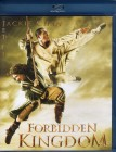 FORBIDDEN KINGDOM Blu-ray - Jacky Chan Jet Li Eastern Action