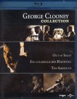 GEORGE CLOONEY COLLECTION 3x Blu-ray Box Out Of Sight