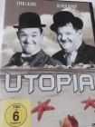 Stan Laurel & Oliver Hardy als Dick & Doof - Utopia - Insel