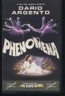 VHS Italien PHENOMENA NEU; ohne Folie - Großbox -  Argento