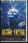 VHS deutsch ASTRAL FACTOR - NEU; ohne Folie