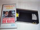 Die Klette  Glasbox mit Spanner  -VHS-