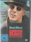 Hudson Hawk - Der Meisterdieb - Bruce Willis, Rom, New York