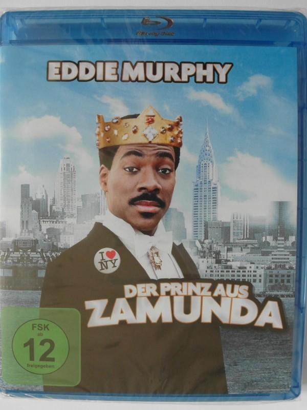 Der Prinz aus Zamunda - Eddie Murphy mit Diener in New York