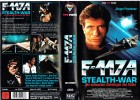 (VHS) F-117A - Stealth-War - Jürgen Prochnow -uncut Version