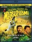 AUF DEN SPUREN DES MARSUPILAMI Blu-ray - Comic Abenteuer
