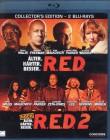R.E.D. 1+2 Älter. Härter, Besser RED 2x Blu-ray Bruce Willis