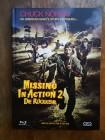 Missing in Action 2  - NSM Mediabook -  selten rar