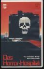 VHS DAS HORROR-HOSPITAL -  NEU; ohne Folie Großbox